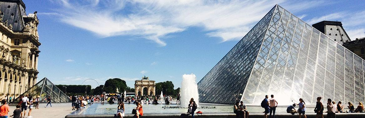 ASU study abroad programs in Paris