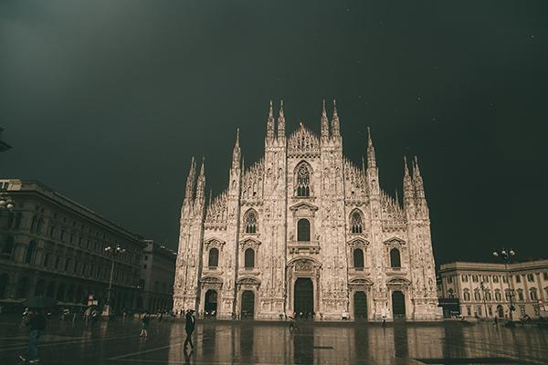 Cathedral in Europe